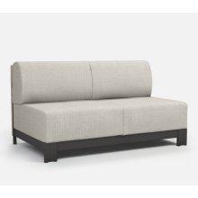 Armless Loveseat - Cushion