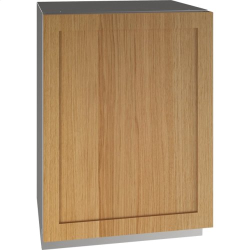 """5 Class 24"""" Beverage Center With Integrated Solid Finish and Field Reversible Door Swing (115 Volts / 60 Hz)"""