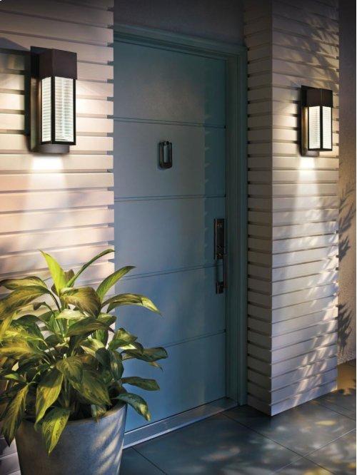 Sorel Collection Outdoor Wall 1 Light LED AZ