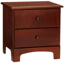 Bayview 2 Drawer Night Stand