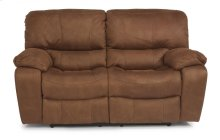 Grandview Fabric Reclining Loveseat