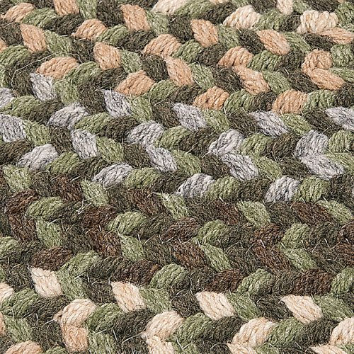 Boston Common Rug BC63 Moss Green 6' X 6'