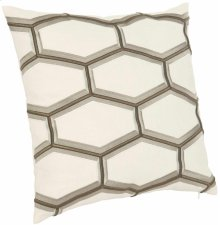 "Luxe Pillows Modern Tile (22"" x 22"")"