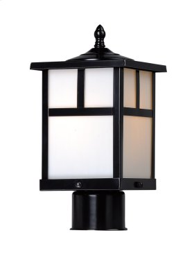 Coldwater 1-Light Outdoor Pole/Post Lantern