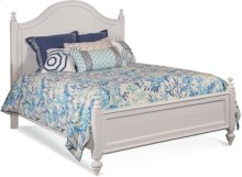Wood Heights Twin Bed