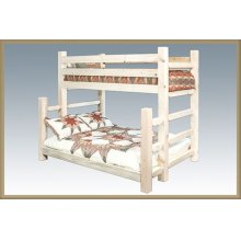 Homestead Twin over Full Bunk Beds