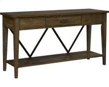 Creedmoor Sofa/Console Table