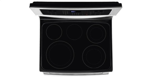 30'' Electric Freestanding Range with IQ-Touch Controls
