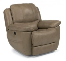 Estella Leather Power Gliding Recliner