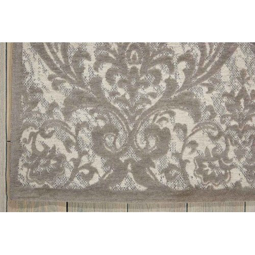 Damask Das02 Ivory/grey