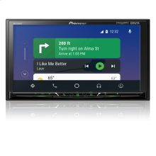 "Digital Multimedia Video Receiver with 7"" WVGA Display, Apple CarPlay "", Android Auto "", Built-in Bluetooth®, and SiriusXM-Ready® Ready"