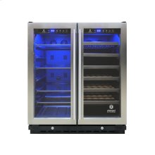 30-Inch Wine & Beverage Cooler - Scratch n Dent