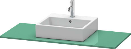 Console, Jade High Gloss Lacquer
