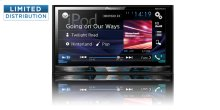 "Multimedia DVD Receiver with 7"" WVGA Display, MIXTRAX™, Built-in Bluetooth ® , HD Radio™ Tuner, SiriusXM-Ready™, and AppRadio One™"