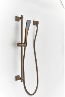Leyden Handshower Rail Set - Bronze