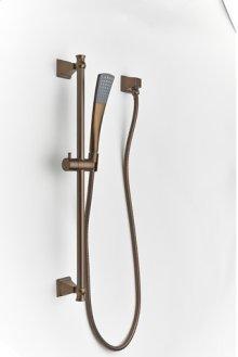 Leyden Handshower Rail Set - Bronze