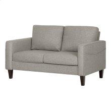 Sofa, 2-Seat - Gray Fog