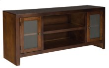 "Essentials Lifestyles 60"" Console with Doors"