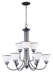 Novus 9-Light Chandelier