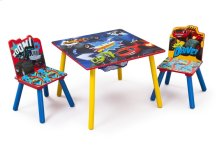 Blaze and the Monster Machines Table & Chair Set with Storage - Style 1