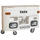 Highway Truck Bar Counter, White, 7232 Product Image