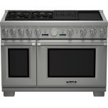 Thermador48-Inch Pro Grand Commercial Depth Dual Fuel Range PRD484NCGU