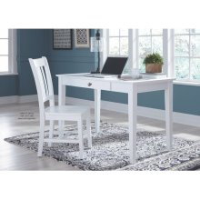 Desk in Beach White