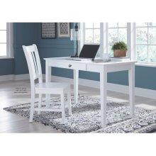 Desk in Beach White