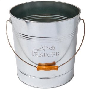 Traeger GrillsPellet Storage - Metal Bucket