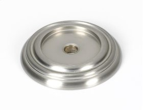 Charlie's Collection Backplate A616-14 - Satin Nickel