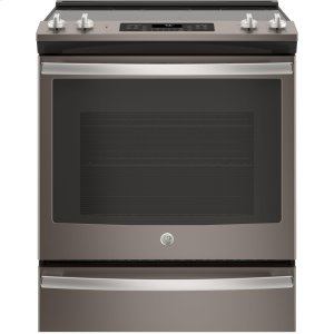 """GEGE(R) 30"""" Slide-In Electric Convection Range"""