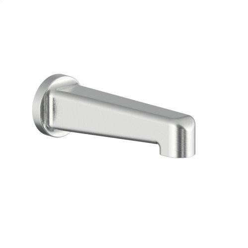 Wall Tub Spout Darby Series 15 Satin Nickel