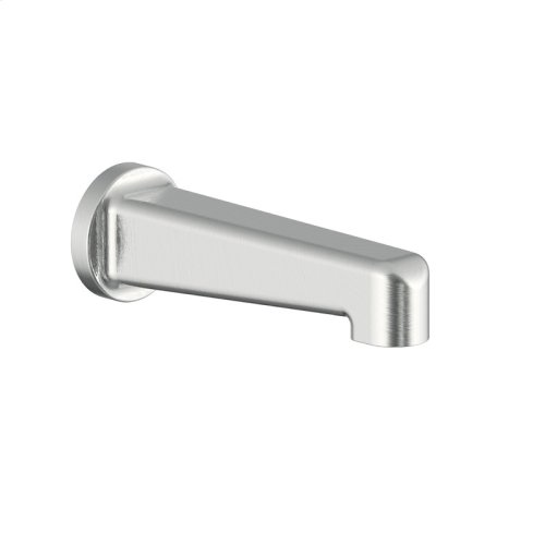 Wall Tub Spout Darby Series 15 Satin Nickel