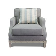 Pewter Chair
