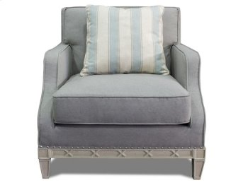 Pewter Chair Product Image