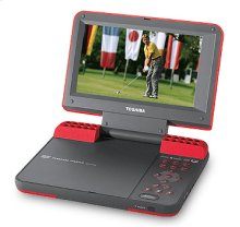 "7"" Widescreen Portable DVD-Video Player"