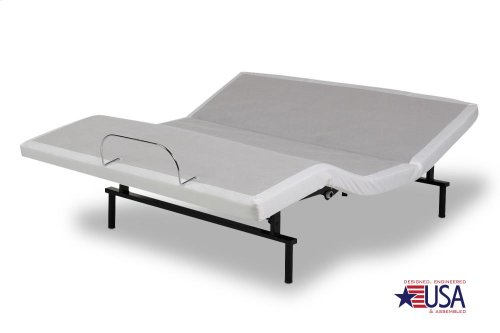 Vibrance Adjustable Bed Base Split King