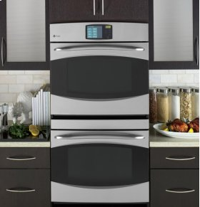 """GE Profile™ 30"""" Built-In Double Convection Wall Oven"""