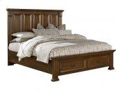 Mansion Storage Bed King