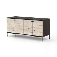 Bleached Yukas Finish Cuzco Small Media Console