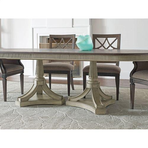 Savona Friedrick Dining Table Complete