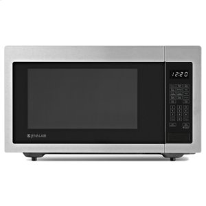 "JennAirStainless Steel 22"" Built-In/Countertop Microwave Oven"
