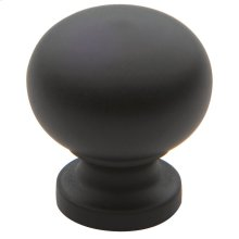 Oil-Rubbed Bronze Classic Knob