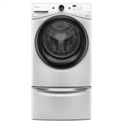 4.1 cu. ft. ENERGY STAR® Qualified Front Load Washer - white Product Image