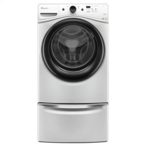 Amana4.1 cu. ft. ENERGY STAR(R) Qualified Front Load Washer - white