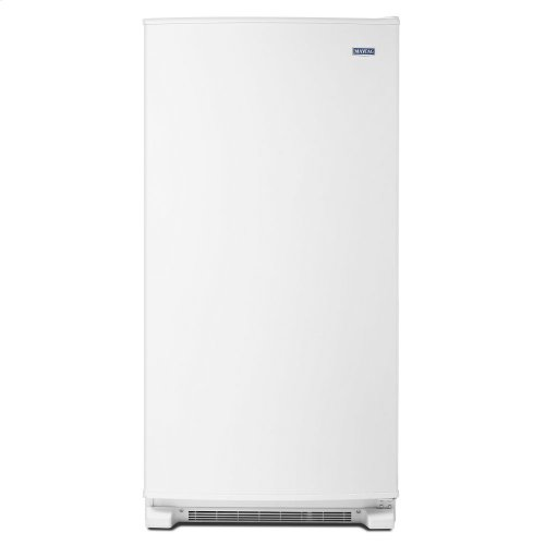 18 cu. ft. Frost Free Upright Freezer with LED Lighting