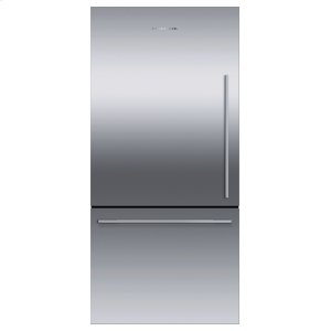 "Fisher & PaykelFreestanding Refrigerator Freezer, 32"", 17.1 cu ft, Ice"