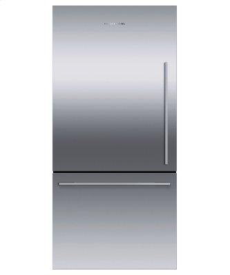 "Freestanding Refrigerator Freezer, 32"", 17.1 cu ft, Ice"
