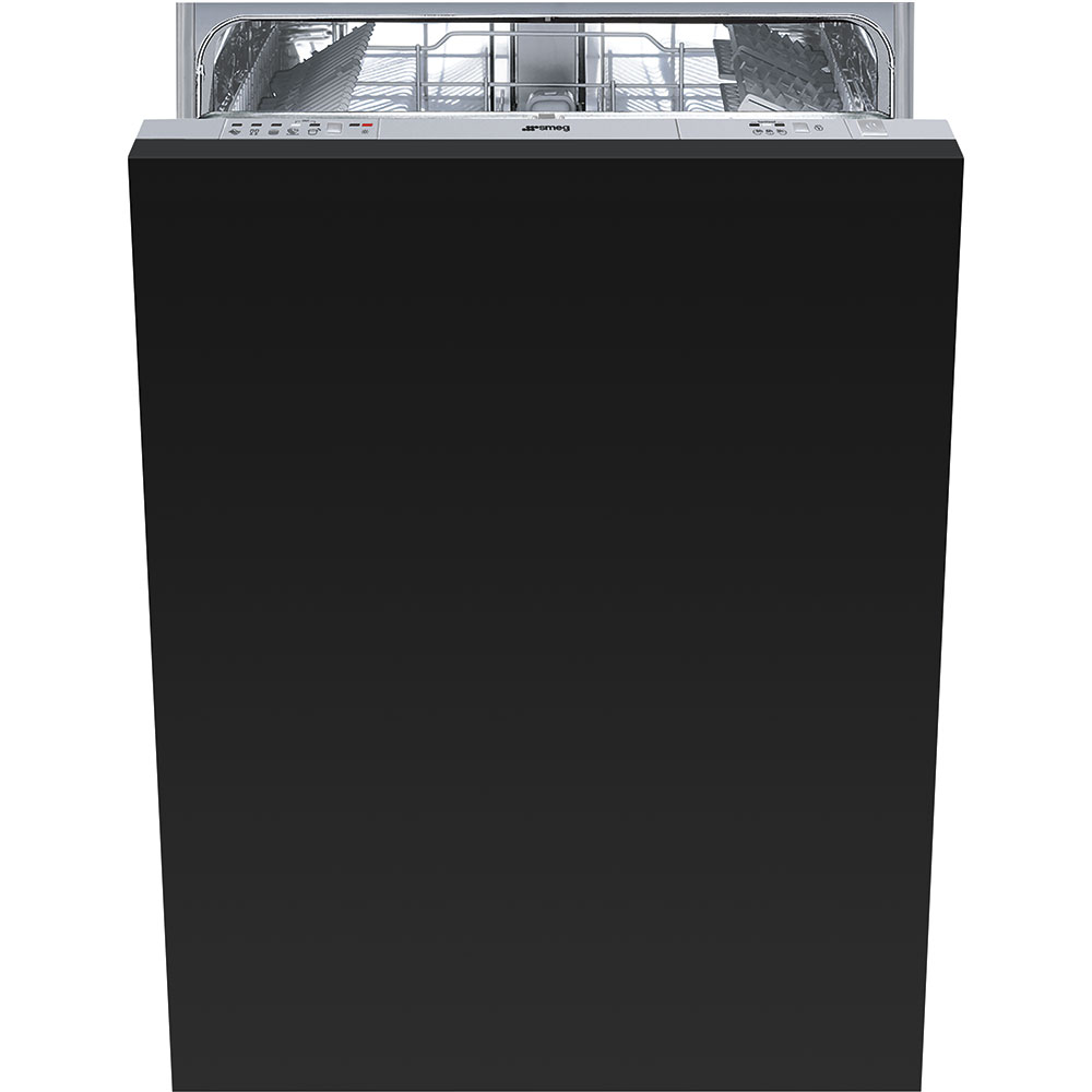 """Smeg60cm (Approx. 24"""") Fully Integrated, Panel-Ready Dishwasher"""