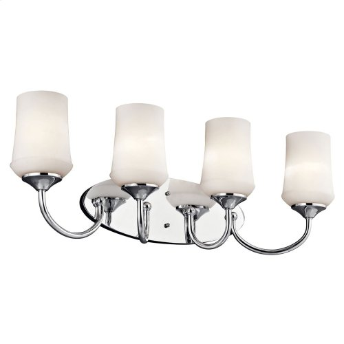 Aubrey Collection Aubrey 4 light Bath Light CH